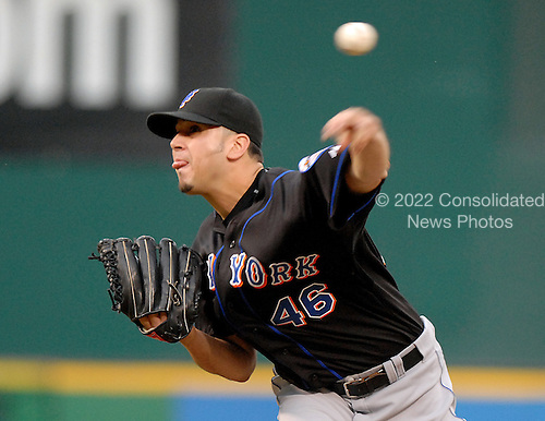 Washington, D.C. - August 18, 2007 -- New York Mets visit Washington Nationals at RFK Stadium in Washington, D.C. on Saturday, August 18, 2007..Credit: Ron Sachs / CNP