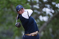 Angel Yin (USA) watches her tee shot on 5 during round 3 of the 2019 US Women's Open, Charleston Country Club, Charleston, South Carolina,  USA. 6/1/2019.<br /> Picture: Golffile | Ken Murray<br /> <br /> All photo usage must carry mandatory copyright credit (© Golffile | Ken Murray)