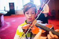 Houstony Symphony Junior Patrons at Jones Hall