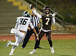 Torrance, CA 10/21/16 - Lawrence Maisonet (South Torrance #36) and Drake Peabody (West Torrance #7)