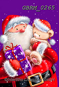 Roger, CHRISTMAS SANTA, SNOWMAN, WEIHNACHTSMÄNNER, SCHNEEMÄNNER, PAPÁ NOEL, MUÑECOS DE NIEVE, paintings+++++,GBRM0265,#x#