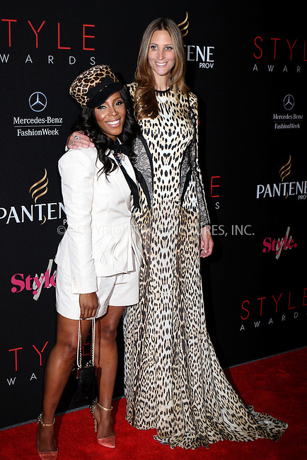 WWW.ACEPIXS.COM....September 5, 2012, New York City, NY.......June Ambrose and Stephanie Winston Wolkoff arriving at the 9th Annual Style Awards at Lincoln Center on September 5, 2012 in New York City.........By Line: Nancy Rivera/ACE Pictures....ACE Pictures, Inc..Tel: 646 769 0430..Email: info@acepixs.com