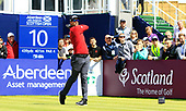 Adam Scott (AUS) during the final round of the 2017 Aberdeen Asset Management Scottish Open played at Dundonald Links from 13th to 16th July 2017: Picture Stuart Adams, www.golftourimages.com: 16/07/2017