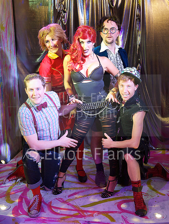 Saucy Jack and the Space Vixens<br />