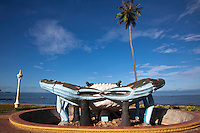 Kep Crab Statue - The symbol of the Kep Coast since fresh, abundant crabs are what the ara is famous for.