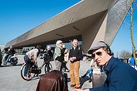 Nederland, Rotterdam, 9 maart 2014<br /> Station Rotterdam Centraal heeft een grondige renovatie ondergaan. Vooral de hal van het station in spectaculair mooi, zowel van binnen als van buiten<br />  <br /> Foto(c): Michiel Wijnbergh