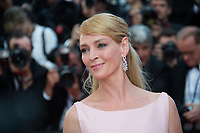 Uma Thurman at the 70th Anniversary Gala for the Festival de Cannes, Cannes, France. 23 May 2017<br /> Picture: Paul Smith/Featureflash/SilverHub 0208 004 5359 sales@silverhubmedia.com