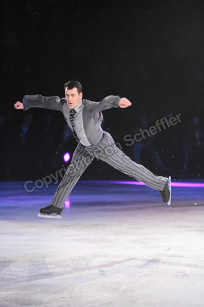April 7, 2007; Hamilton, ON, CAN; Brian Orser skates during the HSBC Stars on Ice presented by Smucker's at Copps Coliseum Saturday night. Orser is wrapping up his touring career with the 2007 Stars on Ice tour. Mandatory Credit: Ron Scheffler. (File number Orser_20070407_0256) Photo use fees apply please contact Ron Scheffler at 905-971-7661 or ron.scheffler@sympatico.ca Note: due to Stars on Ice credential terms, use of this image requires authorization from IMG Canada medial relations: David Haggith 416-960-5312 or dhaggith@imgworld.com