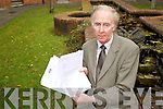 Dermot Finn who is looking for a public inquiry in to the death of his wife Noreen who died in 1997.