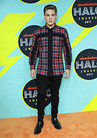 www.acepixs.com<br /> <br /> November 4 2017, New York City<br /> <br /> Ricardo Hurtado arriving at the Nickelodeon Halo Awards 2017 at Pier 36 on November 4, 2017 in New York City<br /> <br /> By Line: Nancy Rivera/ACE Pictures<br /> <br /> <br /> ACE Pictures Inc<br /> Tel: 6467670430<br /> Email: info@acepixs.com<br /> www.acepixs.com