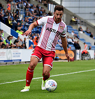 Stevenage's Chris Whelpdale<br /> <br /> Photographer Hannah Fountain/CameraSport<br /> <br /> The EFL Sky Bet League Two - Colchester United v Stevenage Borough - Saturday August 12th 2017 - Colchester Community Stadium - Colchester<br /> <br /> World Copyright &copy; 2017 CameraSport. All rights reserved. 43 Linden Ave. Countesthorpe. Leicester. England. LE8 5PG - Tel: +44 (0) 116 277 4147 - admin@camerasport.com - www.camerasport.com