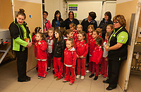 Rainbows visit to ASDA Newark