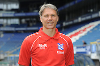 VOETBAL: HEERENVEEN: Abe Lenstra Stadion, 01-07-2013, Fotopersdag SC Heerenveen, Eredivisie seizoen 2013/2014, Marco van Basten (trainer/coach), © Martin de Jong