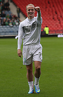 Hibernian v Falkirk Scottish Cup Semi-Final 130413
