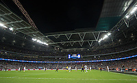 General view of play in the packed stadium during the UEFA Champions League Group stage match between Tottenham Hotspur and Monaco at White Hart Lane, London, England on 14 September 2016. Photo by Andy Rowland.
