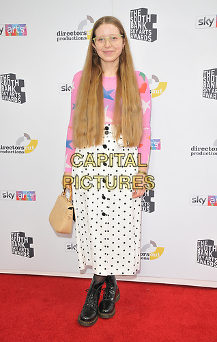 Jessie Cave at the South Bank Sky Arts Awards 2019, The Savoy Hotel, The Strand, London, England, UK, on Sunday 07th July 2019.<br /> CAP/CAN<br /> ©CAN/Capital Pictures