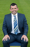 St Johnstone FC Season 2017-18 Photocall<br />Callum Davidson Assistant Manager<br />Picture by Graeme Hart.<br />Copyright Perthshire Picture Agency<br />Tel: 01738 623350  Mobile: 07990 594431