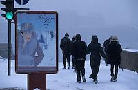 Europe-Asie/Russie/Saint-Petersbourg: Bords de la Lena