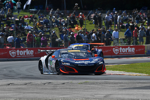 Pirelli World Challenge<br /> Grand Prix of Road America<br /> Road America, Elkhart Lake, WI USA<br /> Sunday 25 June 2017<br /> Peter Kox<br /> World Copyright: Richard Dole/LAT Images<br /> ref: Digital Image RD_USA_00314