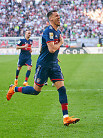Sandro WAGNER, FCB 2  celebration 1-4<br />
