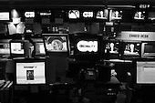 Atlanta, Georgia.USA.March 29, 2003..CNN headquarters in Atlanta.