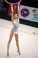 "February 14, 2016 - Tartu, Estonia - KARRINE DENNISOVA of USA, junior (2002)  performs in Event Final at ""Miss Valentine"" 2016 international tournament."