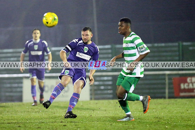 CHIPSTEAD v GUERNSEY<br /> BOSTICK SOUTH<br /> TUESDAY 30TH JANUARY 2018