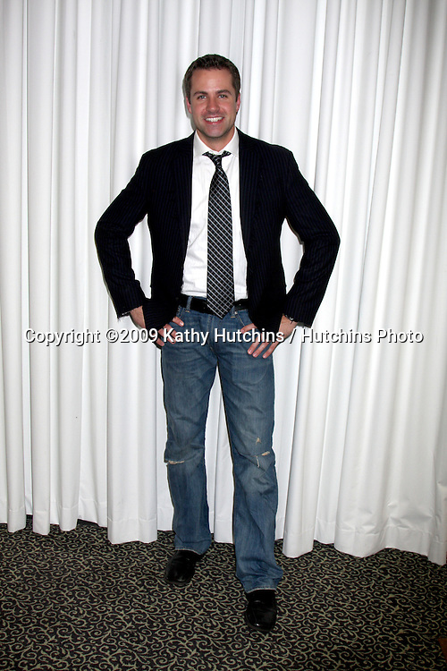 John Driscoll at The Young & the Restless Fan Club Dinner  at the Sheraton Universal Hotel in  Los Angeles, CA on August 28, 2009.©2009 Kathy Hutchins / Hutchins Photo.