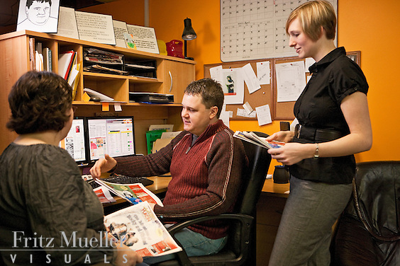 Tammy and Mark Beese of Beese Entertainment Publishing,