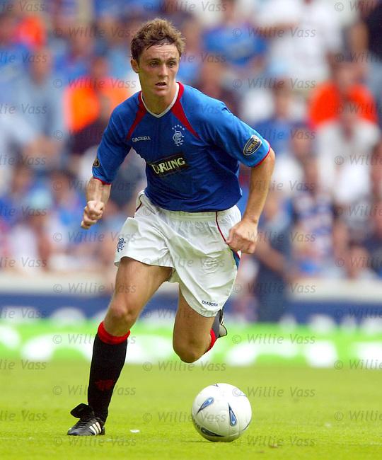 Maurice Ross, Rangers.stock season 2003-04..pic willie vass