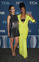 PASADENA. CA -  JANUARY 4: Jordana Brewster and Michelle Mitchenor at the FOX Winter TCA 2018 All-Star Party at the Langham Huntington Hotel in Pasadena, California on January 4, 2018.  <br /> CAP/MPI/FS<br /> &copy;FS/MPI/Capital Pictures