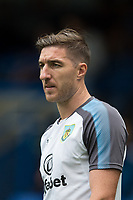 Burnley's Stephen Ward during the pre-match warm-up <br /> <br /> Photographer Craig Mercer/CameraSport<br /> <br /> The Premier League - Chelsea v Burnley - Saturday August 12th 2017 - Stamford Bridge - London<br /> <br /> World Copyright &copy; 2017 CameraSport. All rights reserved. 43 Linden Ave. Countesthorpe. Leicester. England. LE8 5PG - Tel: +44 (0) 116 277 4147 - admin@camerasport.com - www.camerasport.com