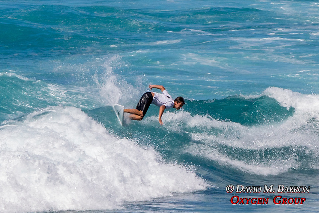 Surfing Competition Sunset Beach
