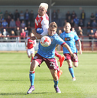 160813 Fleetwood Town v Scunthorpe United