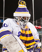 Sam Kurland (Williams - 30) - The Williams College Ephs defeated the Trinity College Bantams 4-2 (EN) on Tuesday, January 7, 2014, at Fenway Park in Boston, Massachusetts.