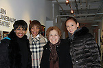 02-12-12 Kim Brockington -  Yvonna Wright - Kim Sykes - mom Betty & Lucy Anne Hurston see Zora
