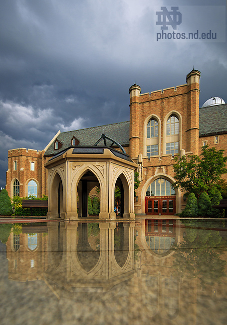 Sept. 19, 2013; Jordan Hall of Science<br /> <br /> Photo by Matt Cashore/University of Notre Dame