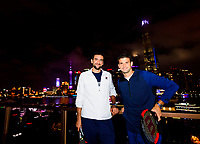 MARIN CILIC (CRO). GRIGOR DIMITROV (BUL)<br /> TENNIS - SHANGHAI ROLEX MASTERS - QI ZHONG TENNIS CENTER - MINHANG DISTRICT - SHANGHAI - CHINA - ATP 1000 - 2017 <br /> <br /> <br /> <br /> &copy; TENNIS PHOTO NETWORK