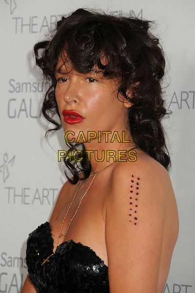 10 January 2015 - Santa Monica, California - Paz de la Huerta. The Art of Elysium&rsquo;s 8th Annual Heaven Gala held at Hangar 8.   <br /> CAP/ADM/BP<br /> &copy;Byron Purvis/AdMedia/Capital Pictures