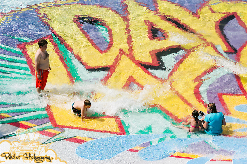 The fifth birthday of Jacen Perry on Sunday, May 2, 2010, at the Daytona Lagoon waterpark in Daytona Beach, Florida. (Chad Pilster for http://www.PilsterPhotography.net)