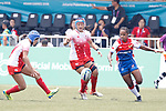 Iroha Nagata (JPN), <br /> AUGUST 30, 2018 - Rugby : <br /> Women's Group A match <br /> between Japan 65-0 Idonesia <br /> at Gelora Bung Karno Rugby Field <br /> during the 2018 Jakarta Palembang Asian Games <br /> in Jakartan, Idonesia. <br /> (Photo by Naoki Morita/AFLO SPORT)