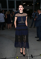 HOLLYWOOD, CA - AUGUST 23: Alexandra Daddario, at Premiere Of DIRECTV And Vertical Entertainment's 'The Layover' at The ArcLight Hollywood on August 23, 2017 in Los Angeles, California. Credit: Faye Sadou/MediaPunch