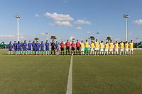 Brazil vs Netherlands, November 29, 2017