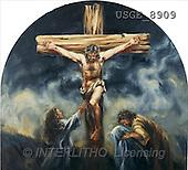 Dona Gelsinger, EASTER RELIGIOUS, paintings, Jesus, son, cross(USGE8909,#ER#) Ostern, religiös, Pascua, relgioso, illustrations, pinturas