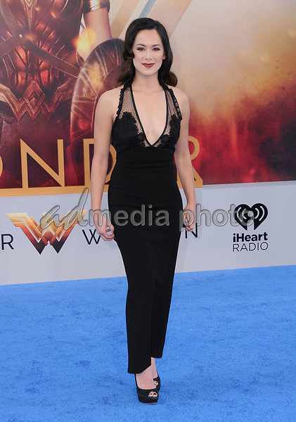"25 May 2017 - Hollywood, California - Samantha Jo. World  Premiere of Warner Bros. Pictures'  ""Wonder Woman"" held at The Pantages Theater in Hollywood. Photo Credit: Birdie Thompson/AdMedia"