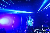 THE PRODIGY - Maxim Reality - performing live at the Arena in Birmingham UK - 10 Nov 2018.  Photo credit: Tony Woolliscroft/IconicPix