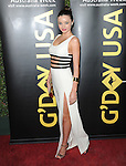 Miranda Kerr at The G'Day USA Australia Week 2012 Black Tie Gala at Hollywood & Highland Grand Ballroom in Hollywood, California on January 14,2011                                                                               © 2012 Hollywood Press Agency