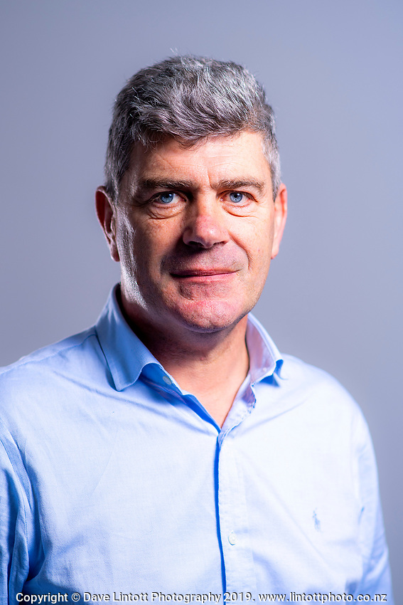 Derek Nind. CentrePort leadership team at Custom House in Wellington, New Zealand on Monday, 12 August 2019. Photo: Dave Lintott / lintottphoto.co.nz