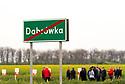 27/04/17 - DABROWKA - POLOGNE - Reportage COLZA, Station de recherche de Dabrowka - Photo Jerome CHABANNE