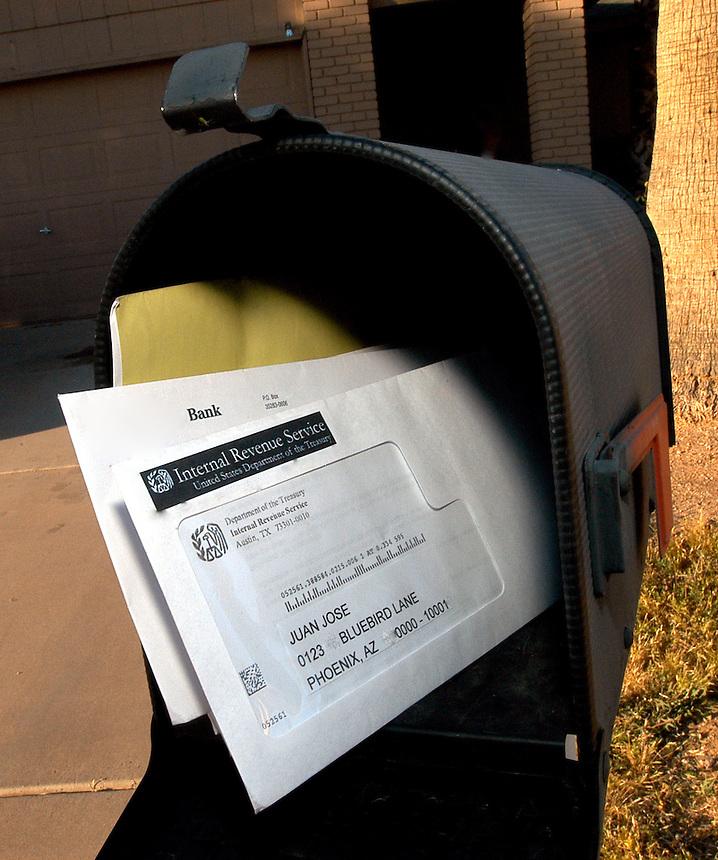 AJ Alexander - Tax Return.Photo by AJ Alexander